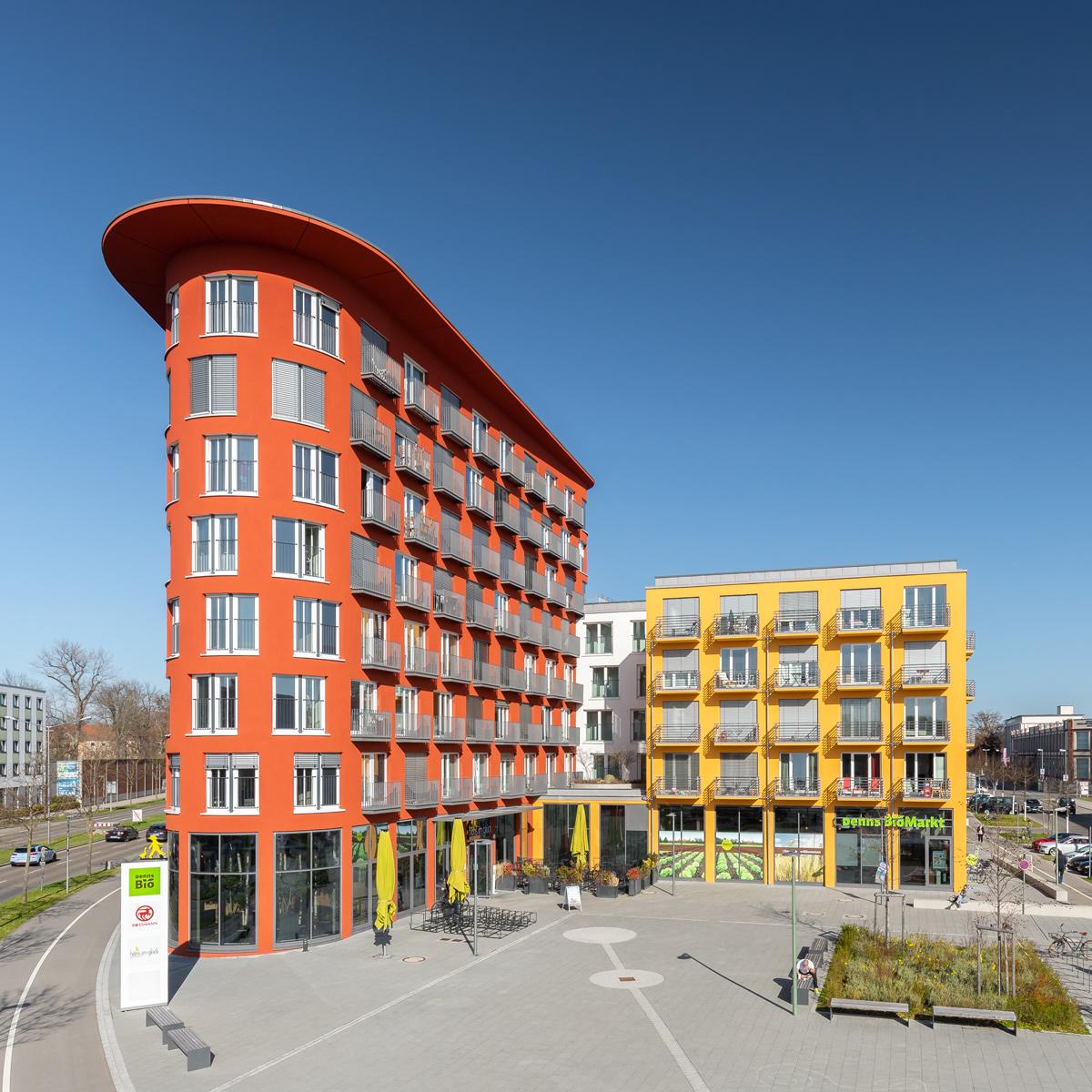 Architekturfotografie Augsburg