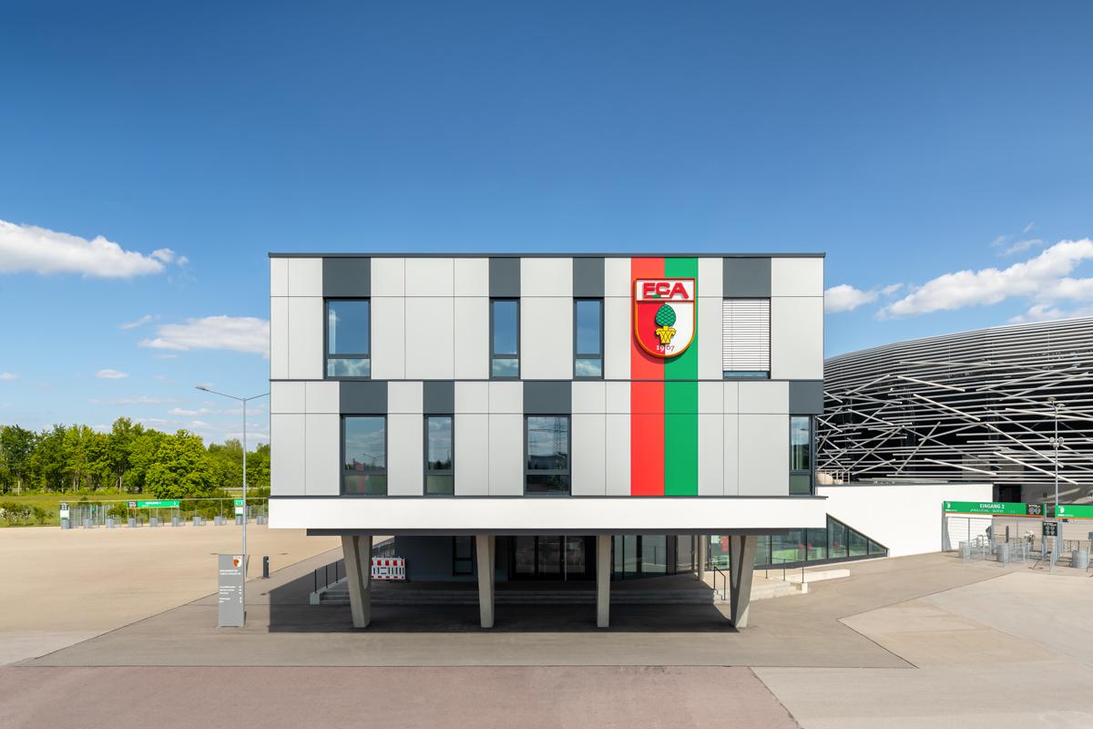 FCA Funktionsgebäude